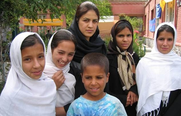 Ashiana children with qudsia
