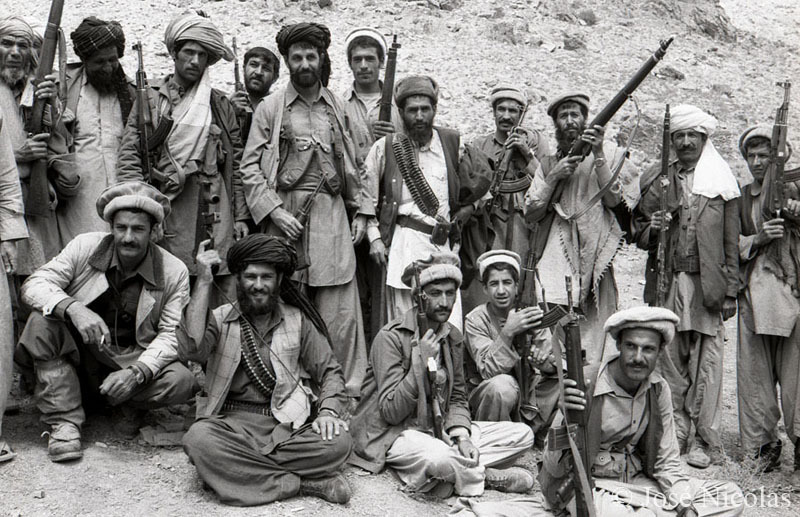 Image result for Afghan mujahideen