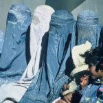 Burqa line